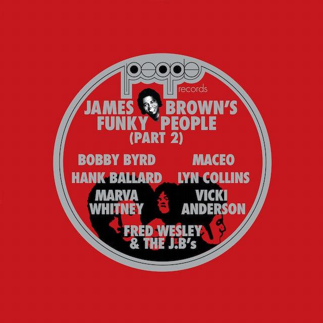James Brown'S Funky People Part 2 / Various