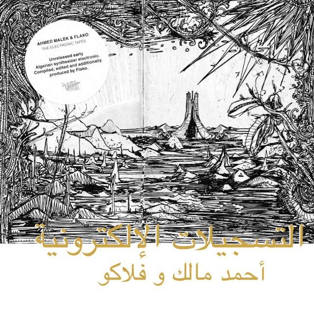 Ahmed Malek & Flako ELECTRONIC TAPES CD