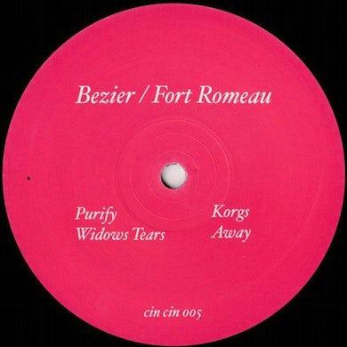 Bezier / Fort Romeau PURIFY / KORGS Vinyl Record