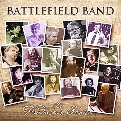 Battlefield Band PRODUCER'S CHOICE CD