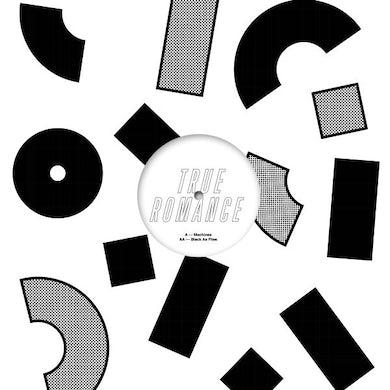 Tensnake MACHINES / BLACK AS FLIES Vinyl Record