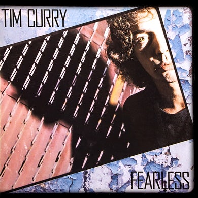 Tim Curry FEARLESS CD