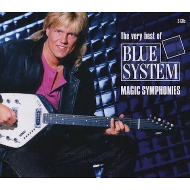 Blue System VERY BEST OF CD