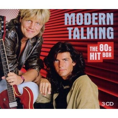 Modern Talking 80'S HIT BOX CD