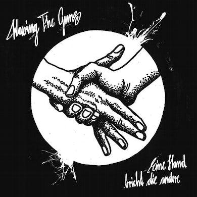 Waving The Guns EINE HAND BRICHT DIE ANDERE CD