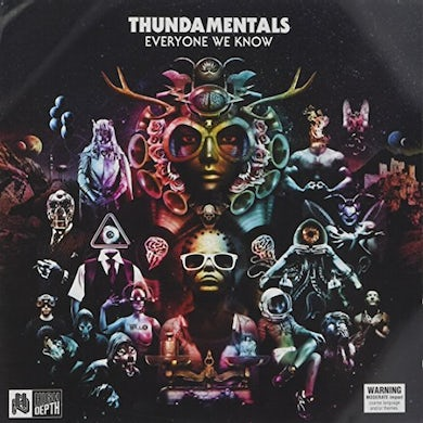 Thundamentals EVERYONE WE KNOW CD