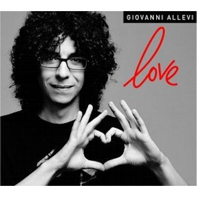 Giovanni Allevi LOVE CD