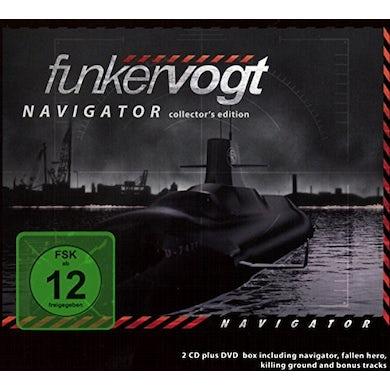 Funker Vogt NAVIGATOR COLLECTOR'S EDITION CD