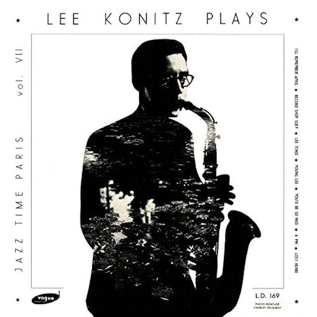 Lee Konitz PLAYS CD