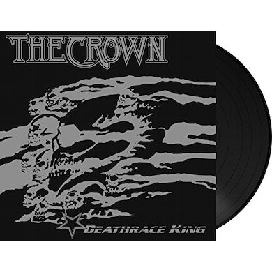 Crown DEATHRACE KING Vinyl Record