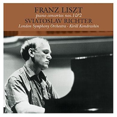 PIANO CONCERTOS 1 & 2 Vinyl Record