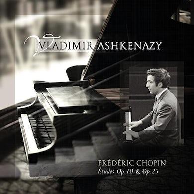 Vladimir Ashkenazy ETUDES OP 10 & OP 25 Vinyl Record