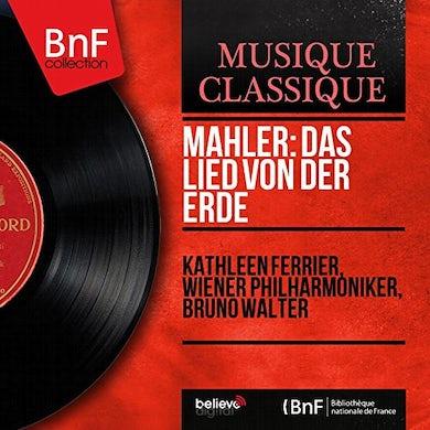 MAHLER: DAS LIED VON DER ERDE Vinyl Record