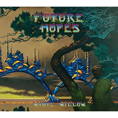 White Willow FUTURE HOPES Vinyl Record