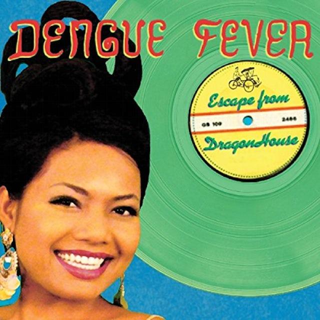Dengue Fever ESCAPE FROM DRAGON HOUSE CD