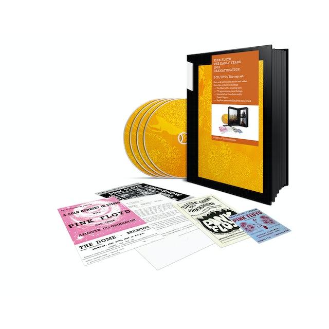 Pink Floyd 1969 DRAMATIS/ATION CD