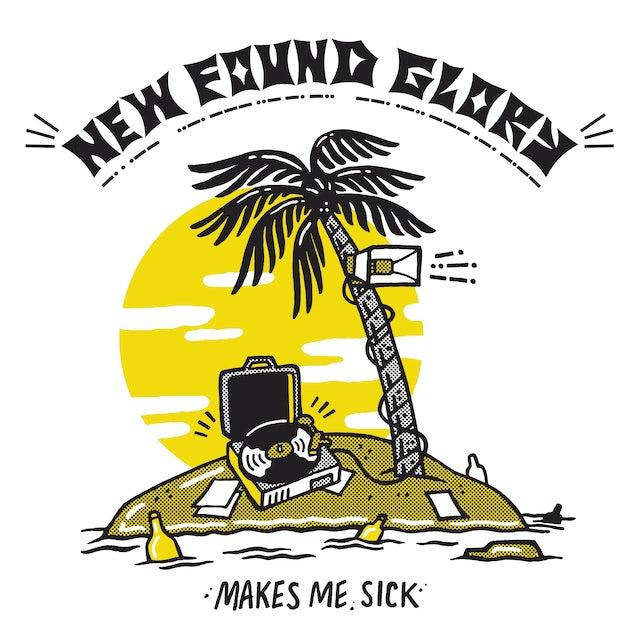 New Found Glory MAKES ME SICK CD