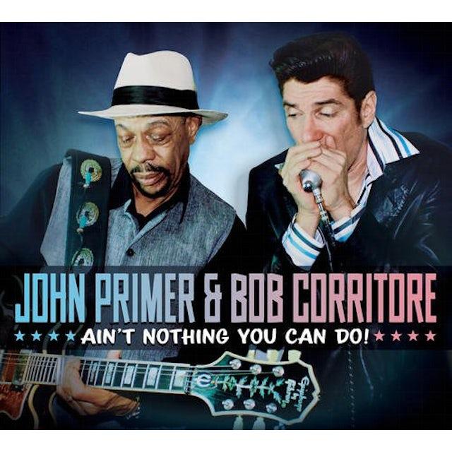 John Primer & Bob Corritore