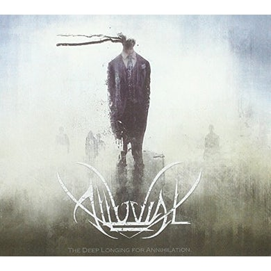 Alluvial DEEP LONGING FOR ANNIHILATION CD