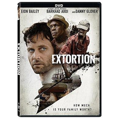 EXTORTION DVD