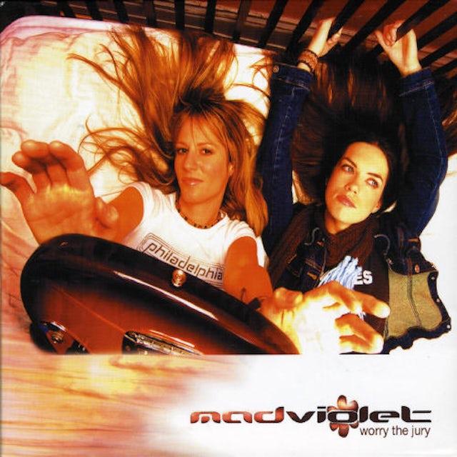 Madison Violet WORRY THE JURY CD