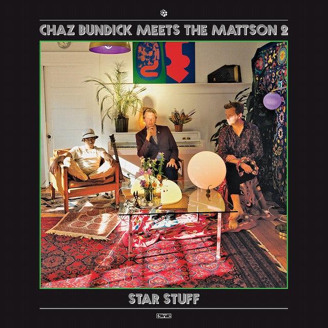 Chaz Meets The Mattson 2 Bundick STAR STUFF CD