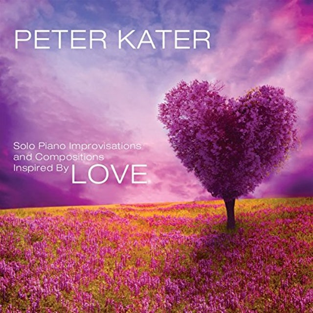 Peter Kater LOVE CD