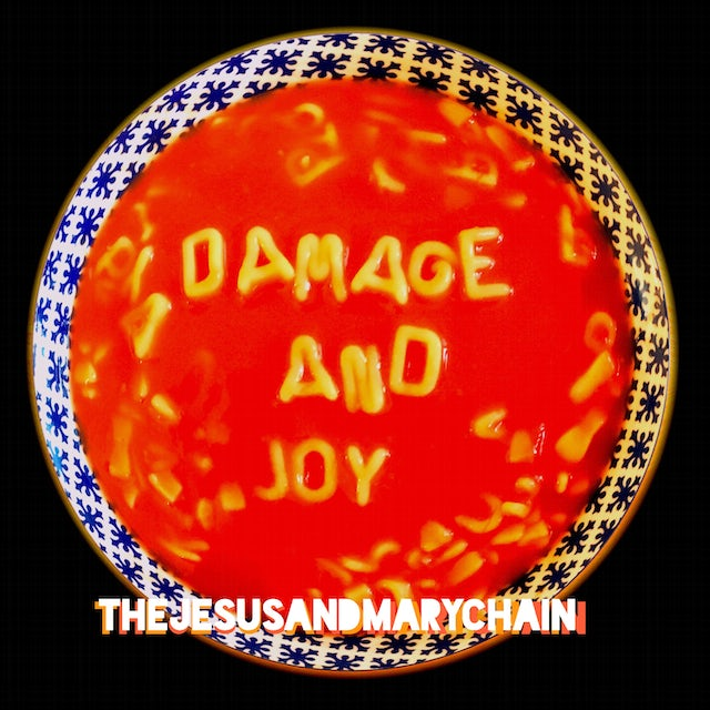 The Jesus and Mary Chain DAMAGE & JOY CD