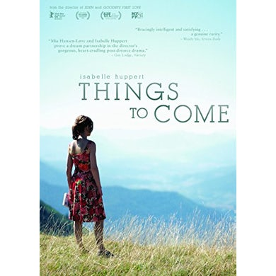 THINGS TO COME DVD