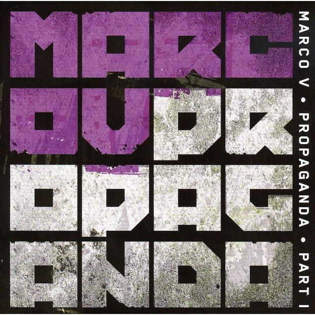 Marco V PROPAGANDA CD