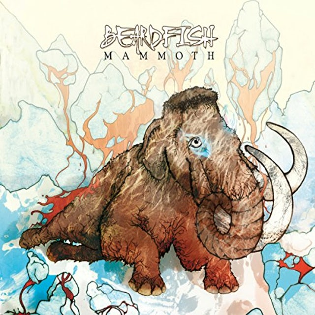 BEARDFISH MAMMOTH CD