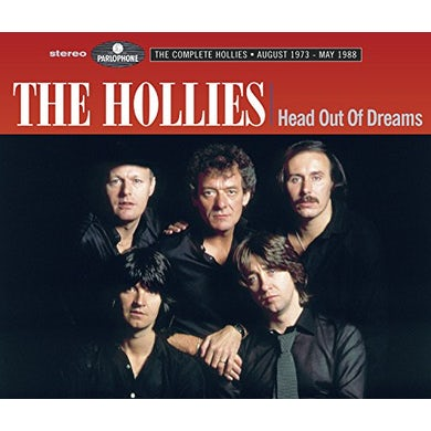 The Hollies HEAD OUT OF DREAMS CD