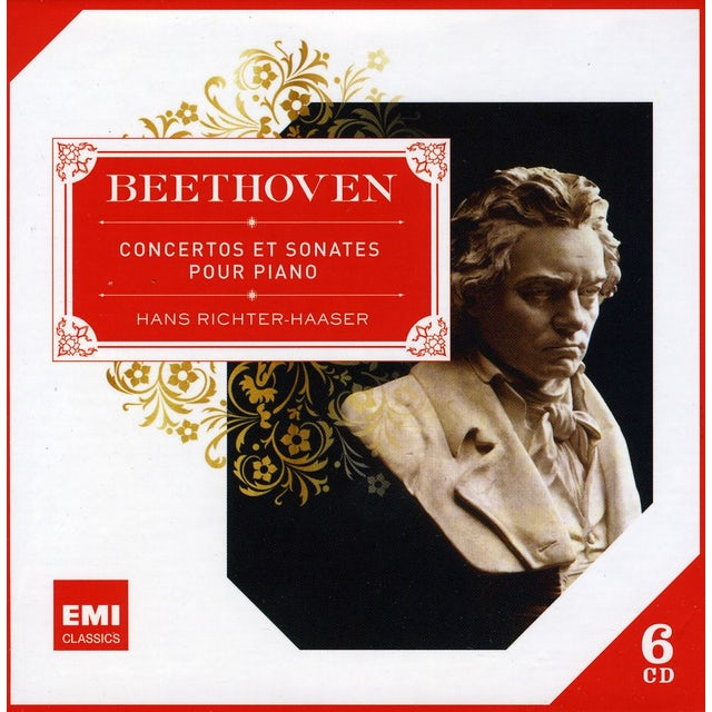 L.V. Beethoven CONCERTOS ET SONATES-SELECTION CD
