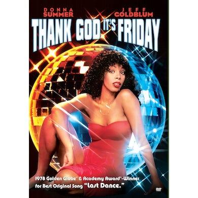 THANK GOD IT'S FRIDAY (1978) DVD