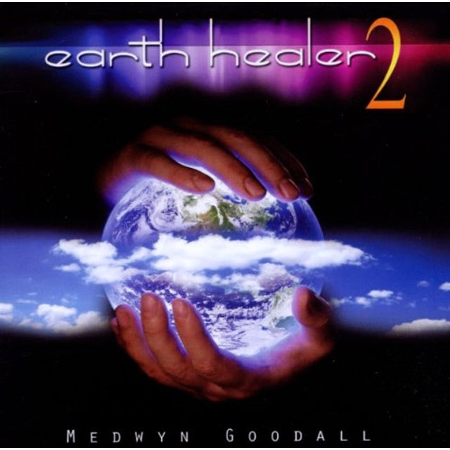 Medwyn Goodall EARTH HEALER 2 CD