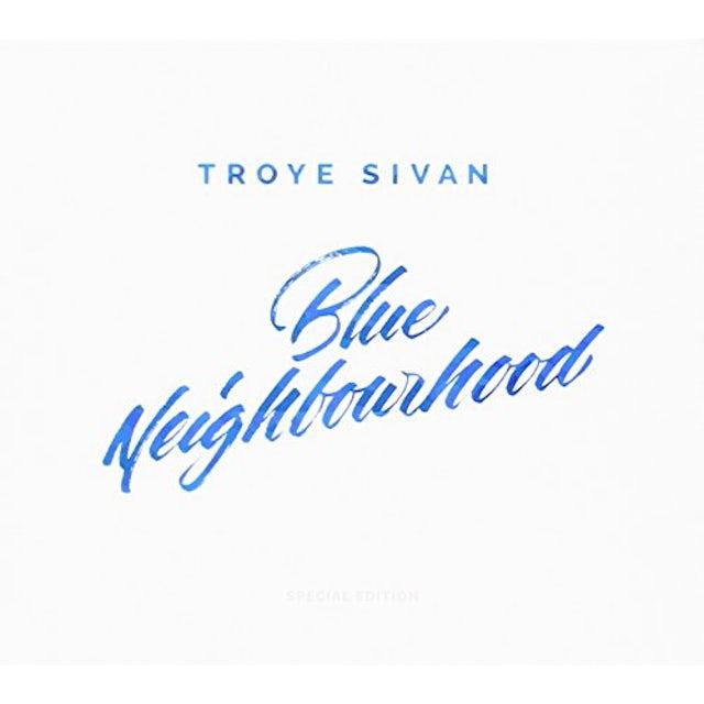 Troye Sivan BLUE NEIGHBOURHOOD: ASIAN DELUXE EDITION CD