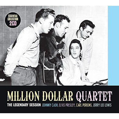 Million Dollar Quartet LEGENDARY SESSION CD