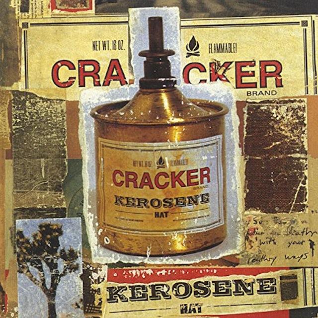 Cracker KEROSINE HAT CD
