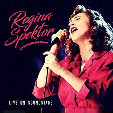 REGINA SPEKTOR LIVE ON SOUNDSTAGE Blu-ray