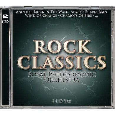 Royal Philharmonic Orchestra ROCK CLASSICS CD