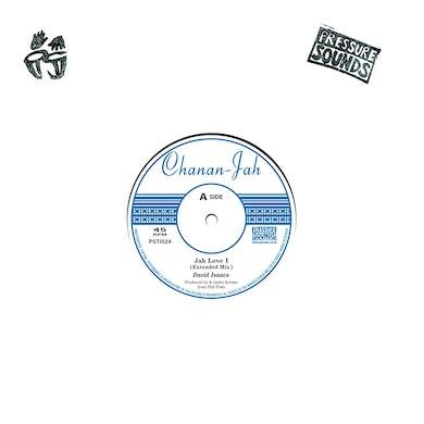 David Isaacs / Freddie Mckay JAH LOVE IT / IT DE HAY Vinyl Record