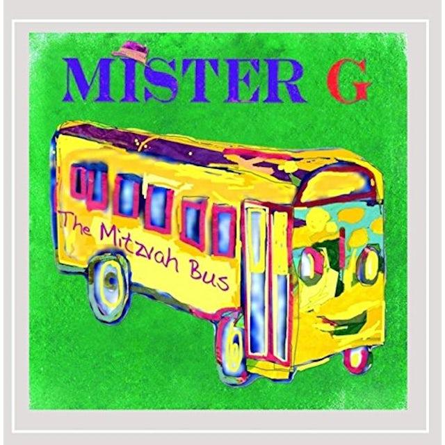 Mister G MITZVAH BUS CD