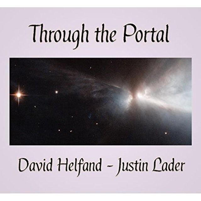 David Helfand THROUGH THE PORTAL CD