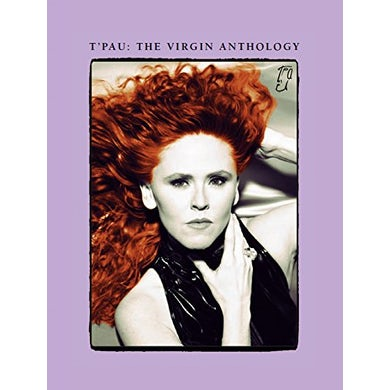 T'Pau VIRGIN ANTHOLOGY CD