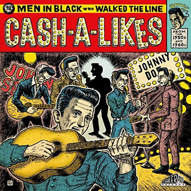 Cash-A-Likes / Various CD