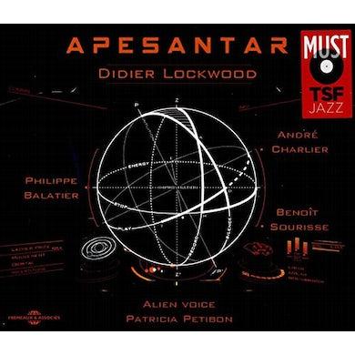Didier Lockwood APESANTAR CD