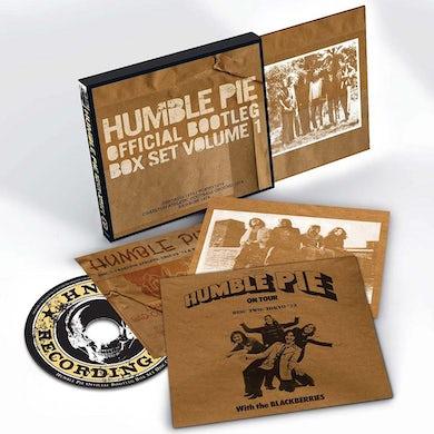 Humble Pie OFFICIAL BOOTLEG VOL 1 CD