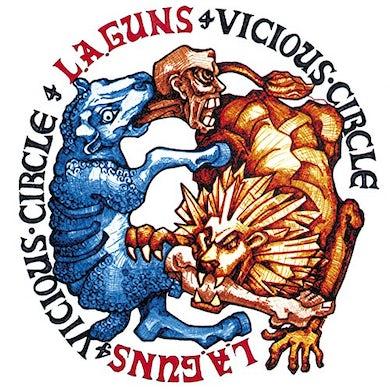 LA Guns VICIOUS CIRCLE CD