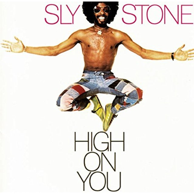 Sly Stone HIGH ON YOU CD