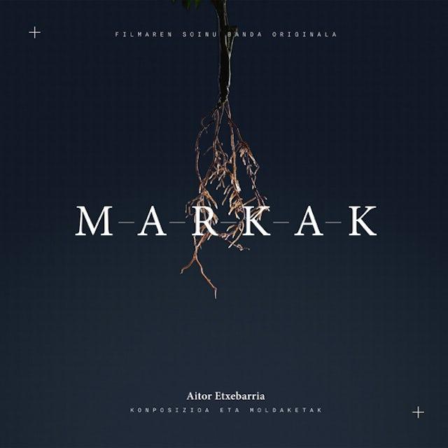Aitor Etxebarria MARKAK - Original Soundtrack Vinyl Record